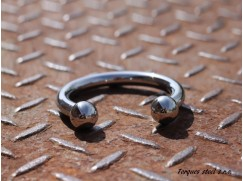 Stainless steel bracelet made of stainless steel (50-70 mm) thick. 1